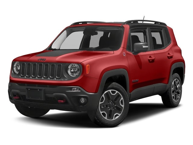 2018 Jeep RENEGADE TRAILHAWK?? 4X4 in Morgantown, WV | Jeep Renegade