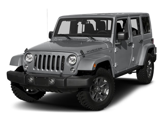 2018 Jeep Wrangler Unlimited Rubicon in Morgantown, WV | Jeep ...
