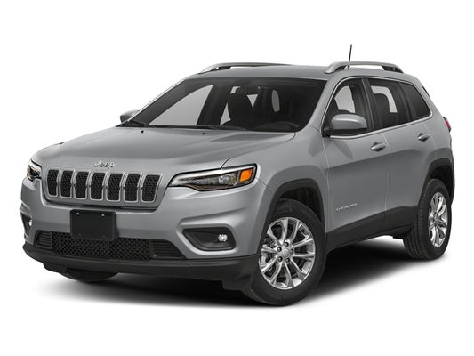 2019 Jeep Cherokee Trailhawk Elite in Morgantown, WV ...